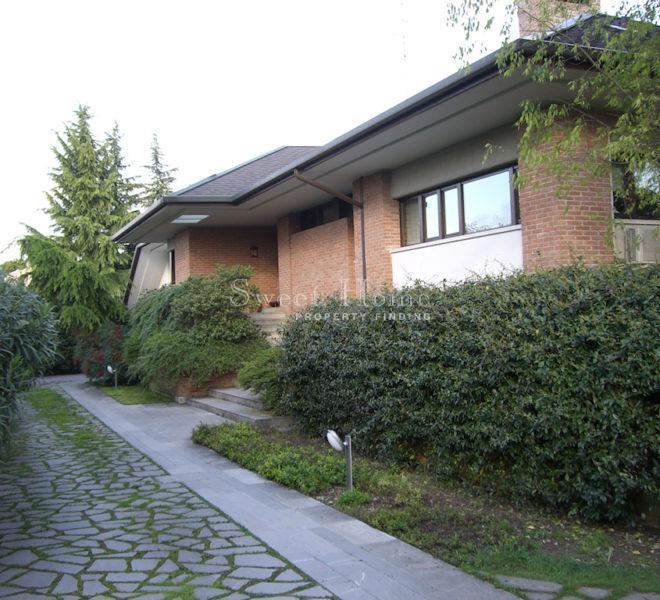 Casa Udine lato ovest